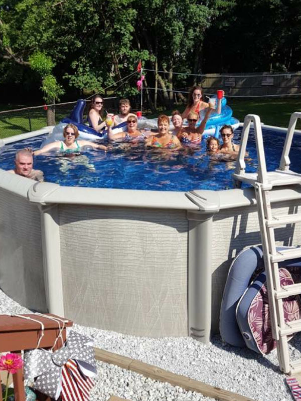 Above-Ground Swimming Pools | Totowa, NJ | Monarch Pools & Spas