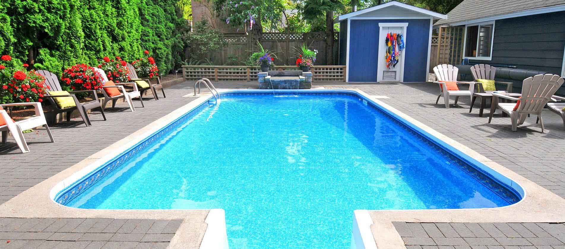 Monarch pools spas totowa nj swimming pool contractor for Pool gallery