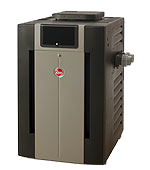 Rheem in-ground pool heater