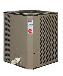 Rheem specialty heat pump pool heater