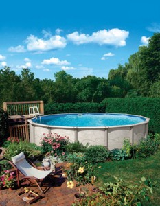 Above Ground Pools Model from Monarch Pools