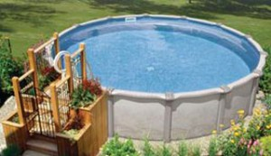 Superior Steel-Framed Above Ground Pools by Monarch