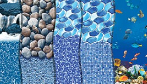 Replacement Pool Liners in Various Patterns