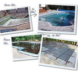 Monarch Pools & Spas