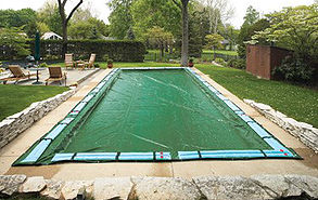 In-Ground Winter Pool Covers in NJ - Monarch Pools & Spas